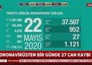 Sağlık Bakanı Fahrettin Koca koronavirüs vaka sayılarını açıkladı