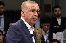 Cumhurbaşkanı Erdoğan'dan 'Ronaldo mu, Messi mi?' sorusuna yanıt