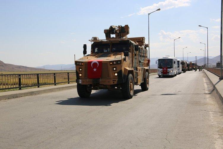 Türkiye ve Azerbaycan'dan Nahçıvan'da