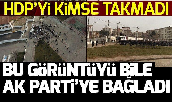 HDP'YE BATMAN'DA SOĞUK DUŞ