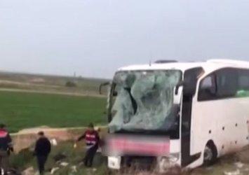 Aksaray'da yolcu otobüsü kazası: 4 ölü, 27 yaralı