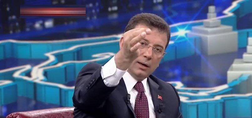 EKREM İMAMOĞLU'NDAN SKANDAL FETÖ-PKK AÇIKLAMASI