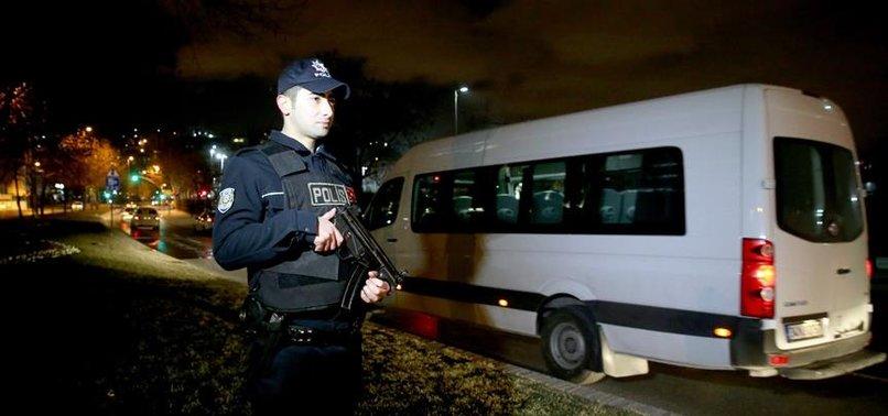 İSTANBUL'DA 5 BİN POLİSLE ASAYİŞ UYGULAMASI