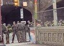 ABD Ordusu New York'ta sokağa indi! Koronavirüs alarmı