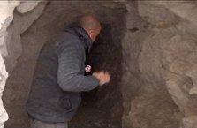 Afrin'in batısında yeni tüneller bulundu