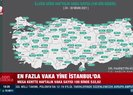81 ilin risk haritasını açıklandı! İstanbul'da son durum nasıl?