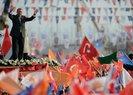 İşte Türkiyeye altın çağını yaşatan AK Partinin 17 yıllık iktidar serüveni