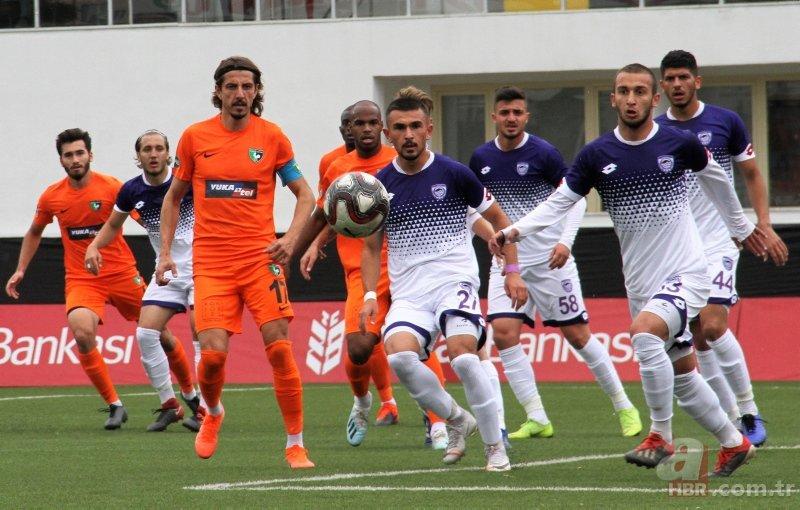 Denizlispor, Hacettepe'yi farklı mağlup etti!