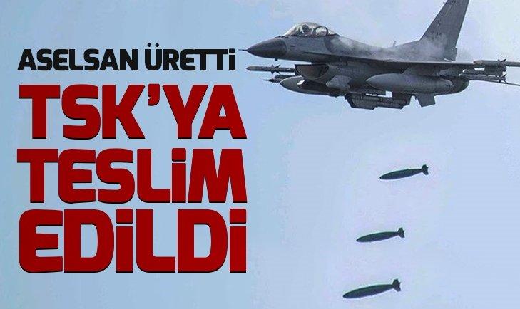 ASELSAN ÜRETTİ TSK'YA TESLİM EDİLDİ!