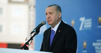 Son dakika: Başkan Erdoğan'dan dost ülkelere teşekkür mesajı