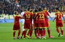 Trabzonspor Yeni Malatya'ya mağlup oldu