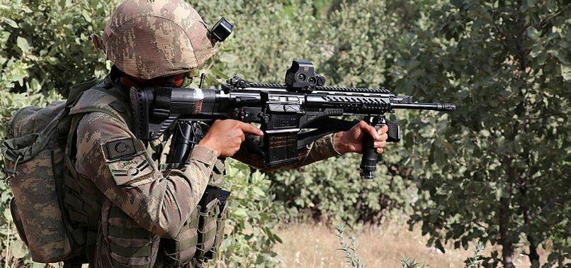 SİİRT'TE 3 PKK'LI TERÖRİST ÖLDÜRÜLDÜ