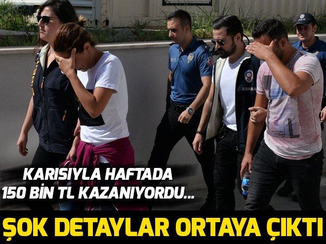 ŞOK DETAYLAR ORTAYA ÇIKTI! ÇETE LİDERİ ÖĞRETMEN DE...