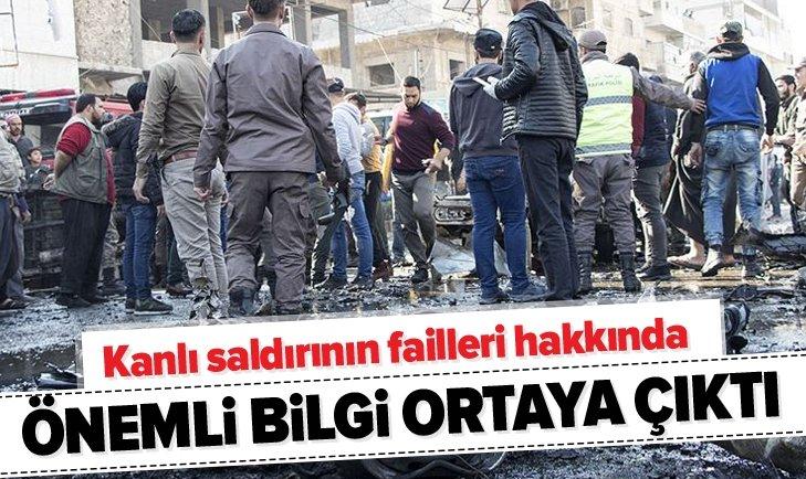 KANLI SALDIRININ FAİLLERİ HAKKINDA ÖNEMLİ DETAY!