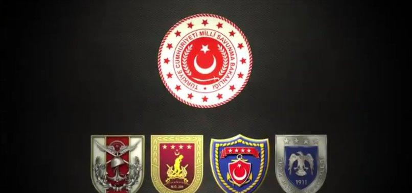MSB: TERÖRİSTLER SİVİL BÖLGELERE SALDIRIYOR!