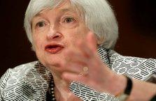 Fed Başkanı Yellen'den istifa açıklaması