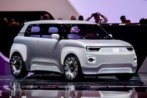 2019 Cenevre Otomobil Fuarı'nda Fiat Centoventi sürprizi