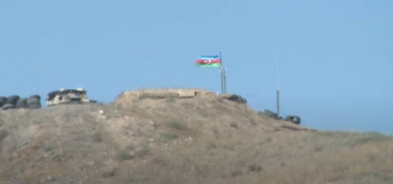 Ermenistan işgalinden kurtarılan Azerbaycan topraklarından yeni görüntüler