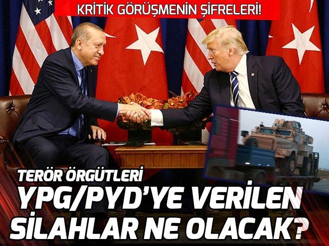 YPG/PYD'YE VERİLEN SİLAHLAR GERİ Mİ ALINIYOR?