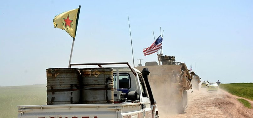 YPG/PKK SURİYE'DE 2 BÖLGEYİ DAHA İŞGAL ETTİ