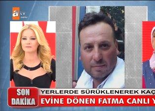 Müge Anlı tutuklama kararını canlı yayında açıkladı! Fatma zorla kaçırılmış ve babası darbedilmişti…