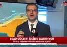 Son dakika: Esad g��çleri İdlib'e saldırdı |Video