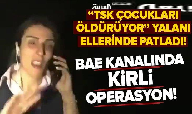 BAE KANALINDA KİRLİ OPERASYON!