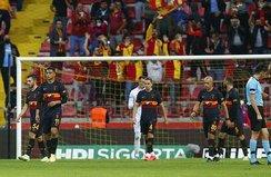 Galatasaray top oynamıyor