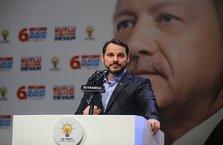 Bakan Albayrak: Kıbrıs'ı sonuna kadar koruyacağız