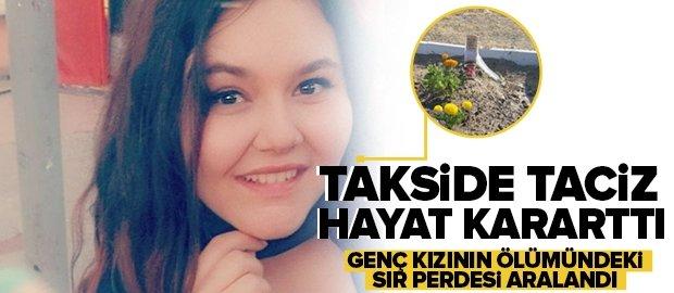 Buse Şeyma Erduran'ın ölümündeki sır perdesi aralandı! Takside taciz hayat kararttı