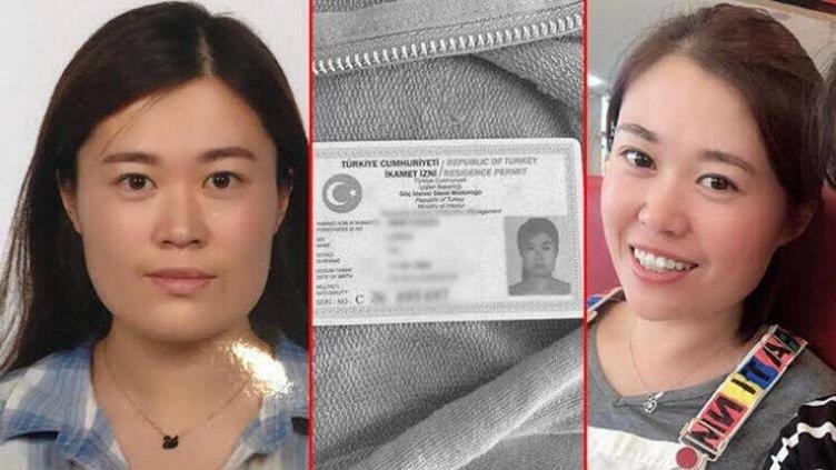 Çinli kadın İstanbul'da kaybolmuştu! Kaçırılma görüntüleri ortaya çıktı