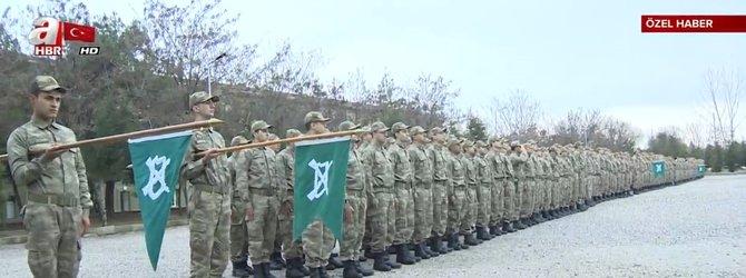Bedelli askerler hangi eğitimi alıyor?