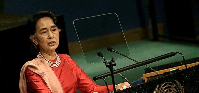 MYANMAR LİDERİ İLE İLGİLİ FLAŞ GELİŞME!