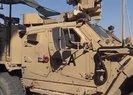 YPG/PKK'lı teröristler ABD askerlerini taşladı!