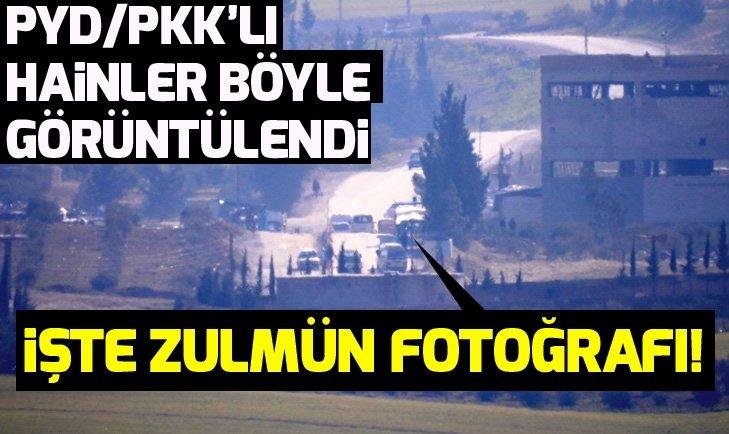PKK/PYD Münbiç'ten kaçmak isteyen halktan haraç alıyor!