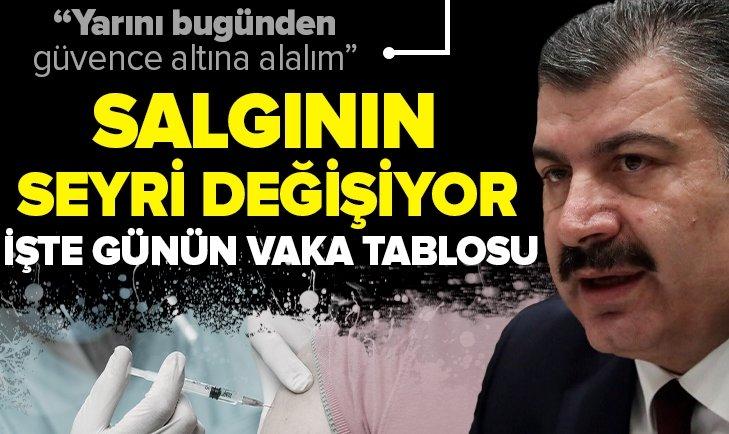 Son dakika: Sağlık Bakanlığı 06 Temmuz 2021 Kovid-19 vaka ve vefat tablosu | Türkiye'de koronavirüsten kaç kişi öldü vaka sayısı ne kadar?