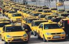 Taksiciler Külliye yolunda