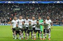 Beşiktaş, koşu mesafesinde Barcelona'yı geçti!