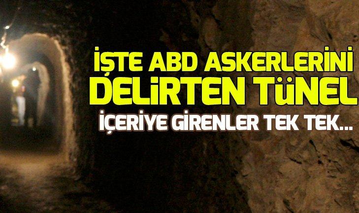 AMERİKAN ASKERLERİNİ ÇILDIRTAN YER!