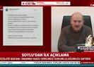 Son dakika; İstifa kararı sonrası Süleyman Soylunun ilk açıklamasını Şebnem Bursalı canlı yayında yorumladı |Video