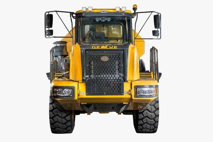 Tamamen yerli kaya kamyonu Deve seri üretime hazırlanıyor