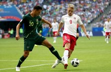 Danimarka berabere kaldı