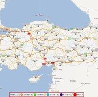 Türkiye'de 119 yılda yaşanan depremlerde 86 bin 456 kişinin hayatını kaybetti