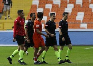 ZTK'da Adanaspor Adıyaman FK maçını ikiz hakem kardeşler yönetti