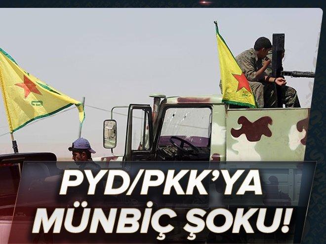 PYD/PKK'YA MÜNBİÇ ŞOKU!