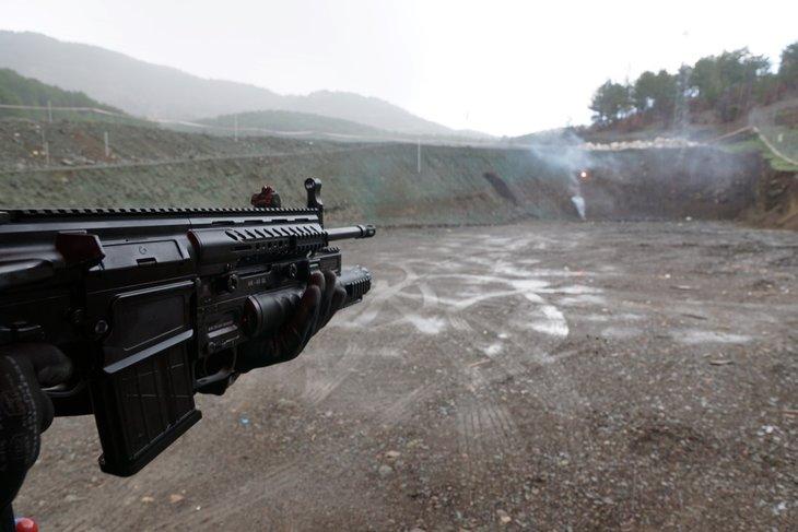 MPT-76'ya uyumlu yerli bomba atarlar AK40-GL TSK hizmetinde