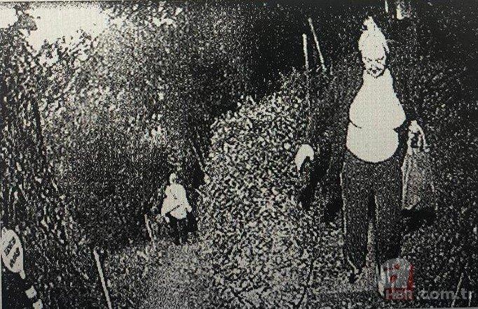 Adnan Oktar'ın gizli geçidi! Kaçış görüntüleri ortaya çıktı