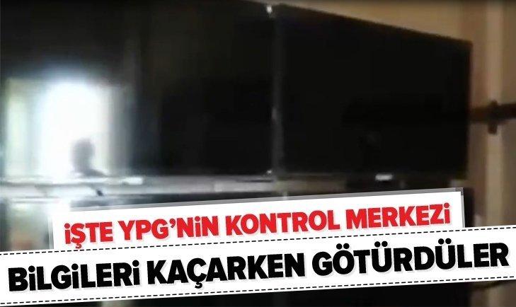 PKK/YPG'NİN MOBESE MERKEZİ BASILDI!