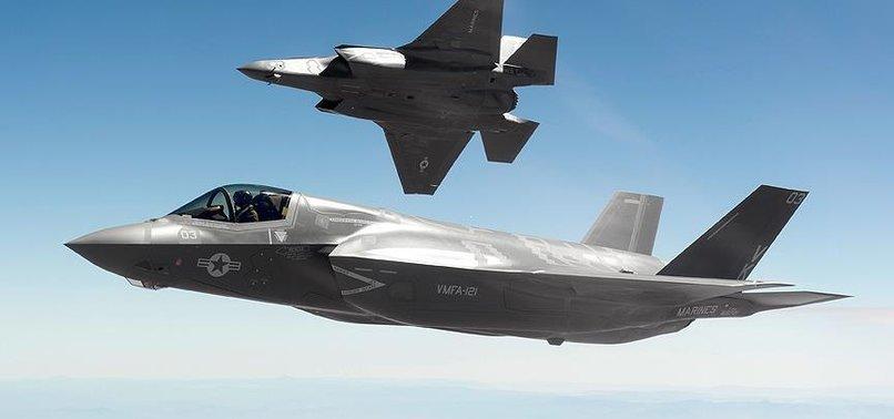 F-35'LERDE BİR İLK