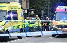 İsveç'te saldırı: Yaralılar var